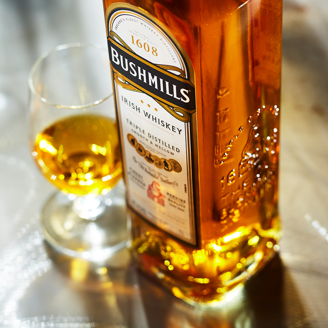 Jeff McLain Photography-Bushmills